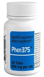 Phen375 single bottle