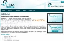 Xls medical website
