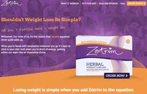 Zotrim Negative Feedback - Slimming Pills UK
