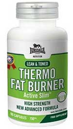 Lonsdale Thermogenic Fat Burner
