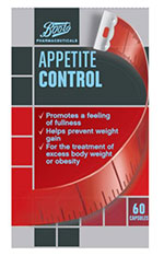 Boots appetite tablets