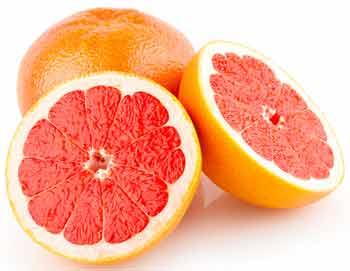 Grapefruit good for fat burning