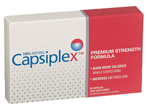 Capsiplex prescription strength diet pill