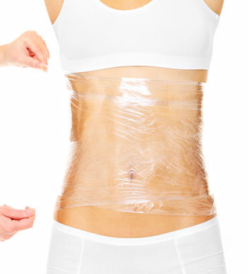 Body wrap tummy tone form Adonia