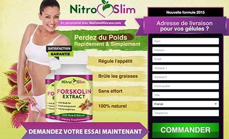 NitroSlim Website