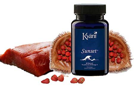 Kyani Sunset Ingredients