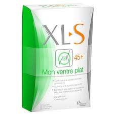 XLS 45 + Flat Stomach